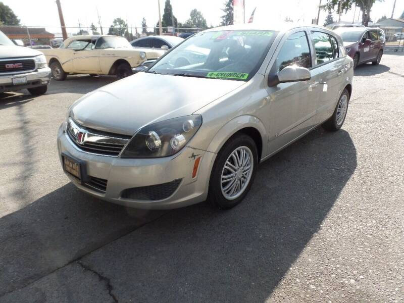2008 Saturn Astra for sale at Gold Key Motors in Centralia WA