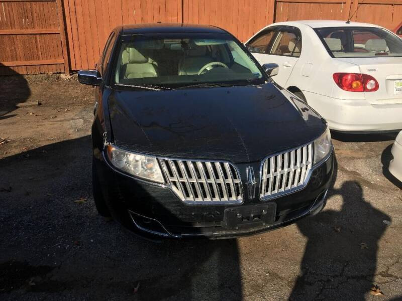 2010 Lincoln MKZ for sale at Used Car City in Tulsa OK