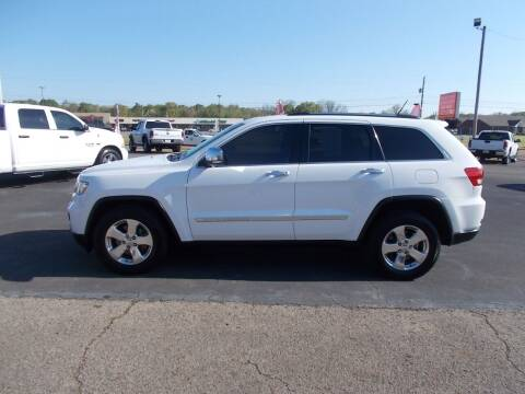2013 Jeep Grand Cherokee for sale at West TN Automotive in Dresden TN