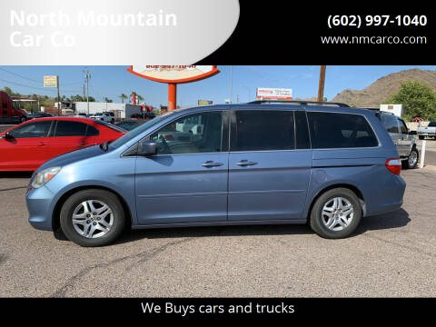 2005 Honda Odyssey for sale at North Mountain Car Co in Phoenix AZ