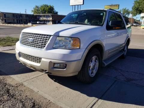 2005 Ford Expedition for sale at Alpine Motors LLC in Laramie WY