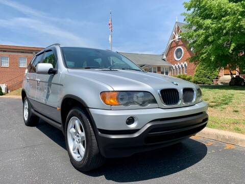 2002 BMW X5 for sale at Automax of Eden in Eden NC