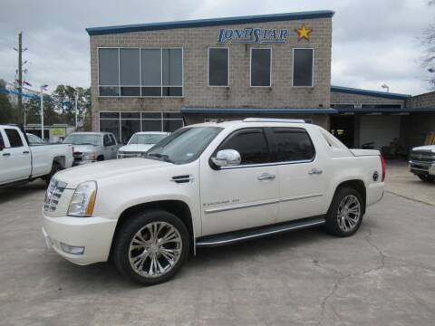 2007 Cadillac Escalade EXT for sale at Lone Star Auto Center in Spring TX