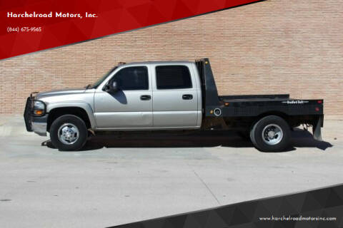 2002 Chevrolet Silverado 3500 for sale at Harchelroad Motors, Inc. in Imperial NE