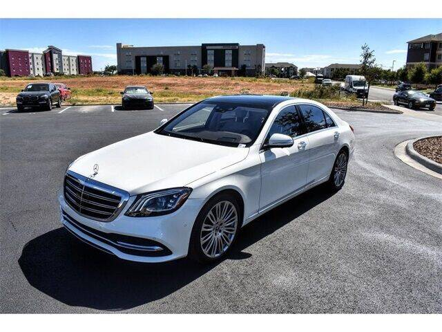 2018 Mercedes-Benz S-Class for sale in Midland, TX