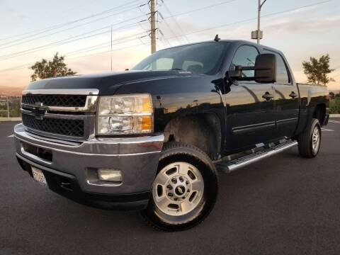 2011 Chevrolet Silverado 2500HD for sale at San Diego Auto Solutions in Escondido CA
