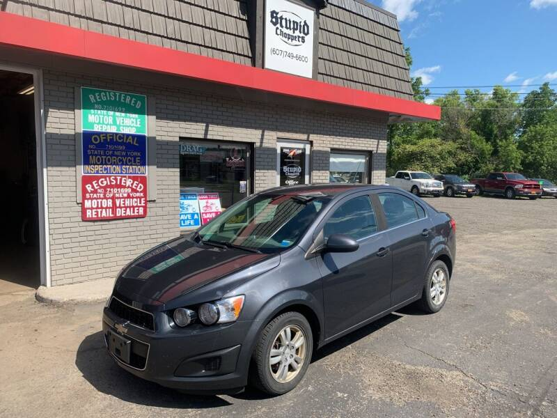 2012 Chevrolet Sonic for sale at Townline Motors in Cortland NY