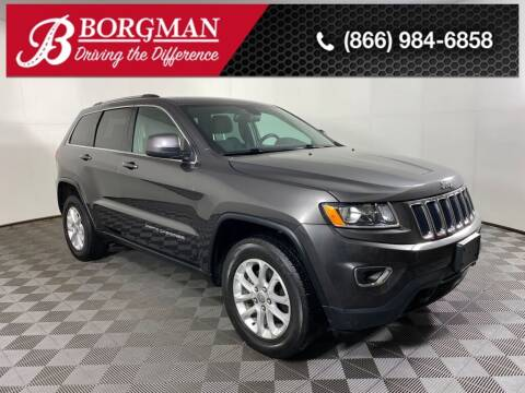 2016 Jeep Grand Cherokee for sale at BORGMAN OF HOLLAND LLC in Holland MI