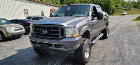 2004 Ford F-250 Super Duty for sale at BHT Motors LLC in Imperial MO