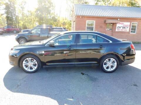 2016 Ford Taurus for sale at Super Cars Direct in Kernersville NC