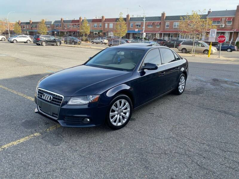 2010 Audi A4 for sale at Innovative Auto Group in Hasbrouck Heights NJ
