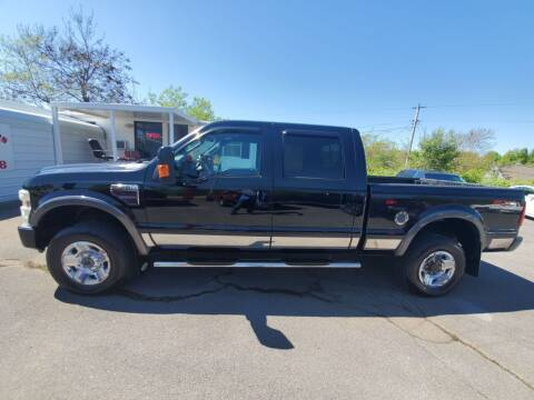 2008 Ford F-250 Super Duty for sale at Ford's Auto Sales in Kingsport TN