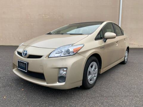 2010 Toyota Prius for sale at ELITE MOTORWORKS in Portland OR