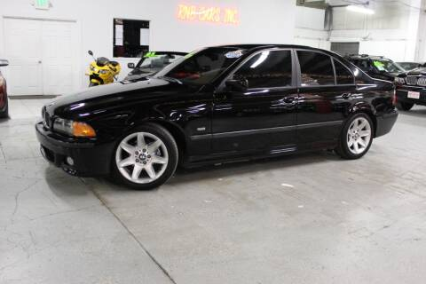 2000 BMW 5 Series for sale at R n B Cars Inc. in Denver CO