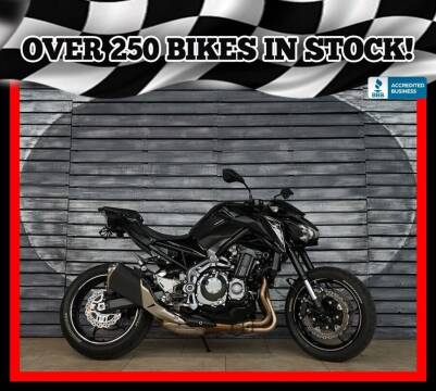 2017 Kawasaki Z900 for sale at AZMotomania.com in Mesa AZ