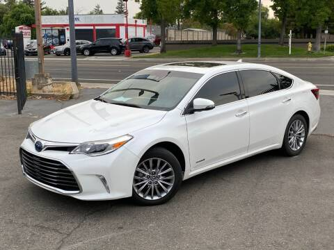 2016 Toyota Avalon Hybrid for sale at KAS Auto Sales in Sacramento CA