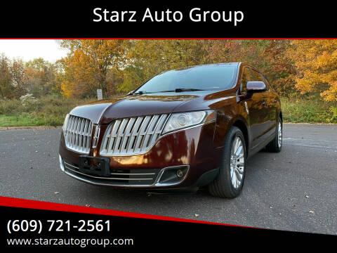 2010 Lincoln MKT for sale at Starz Auto Group in Delran NJ