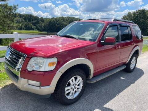 2010 Ford Explorer for sale at Cross Automotive in Carrollton GA