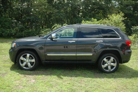 2011 Jeep Grand Cherokee for sale at Bruce H Richardson Auto Sales in Windham NH