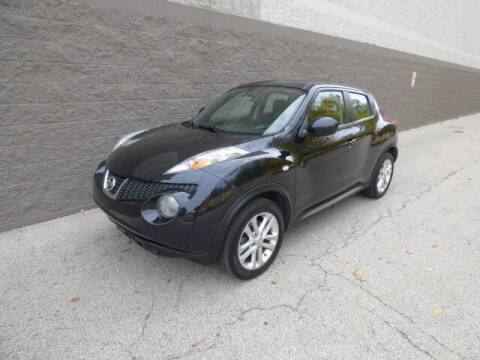 2013 Nissan JUKE for sale at Kars Today in Addison IL