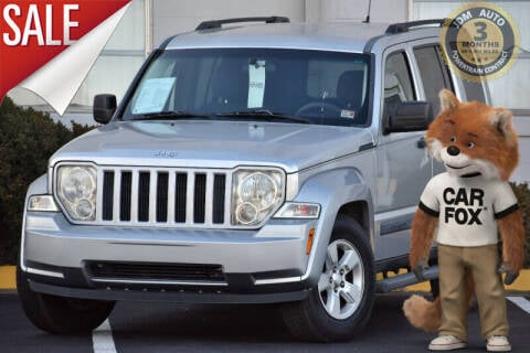 2010 Jeep Liberty for sale at JDM Auto in Fredericksburg VA