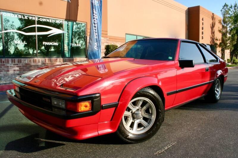 1984 Toyota Celica for sale at CK Motors in Murrieta CA