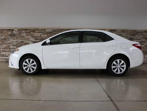 2015 Toyota Corolla for sale at Bud & Doug Walters Auto Sales in Kalamazoo MI