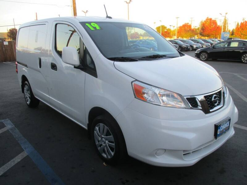 2019 Nissan NV200 for sale at Choice Auto & Truck in Sacramento CA