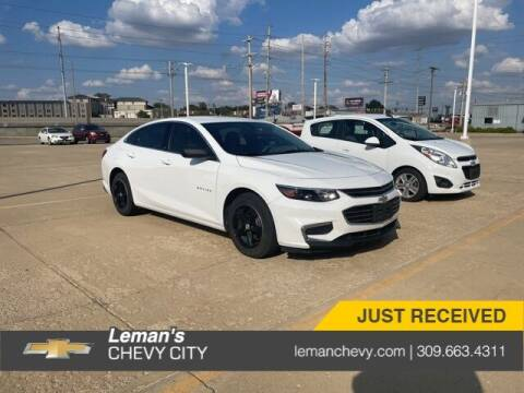 2016 Chevrolet Malibu for sale at Leman's Chevy City in Bloomington IL