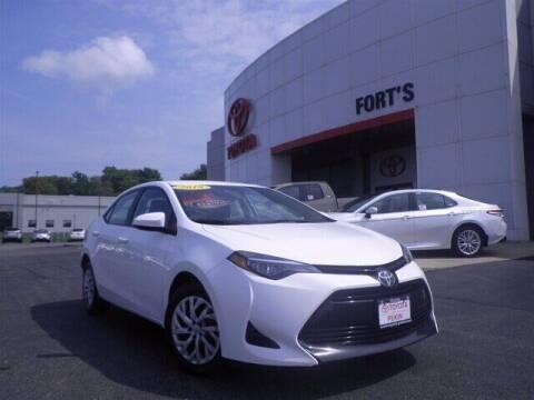 2018 Toyota Corolla for sale at Auto Smart of Pekin in Pekin IL