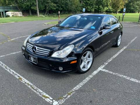2008 Mercedes-Benz CLS for sale at Mula Auto Group in Somerville NJ
