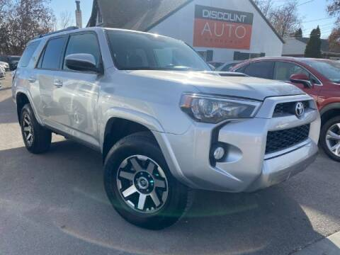 2019 Toyota 4Runner for sale at Discount Auto Brokers Inc. in Lehi UT