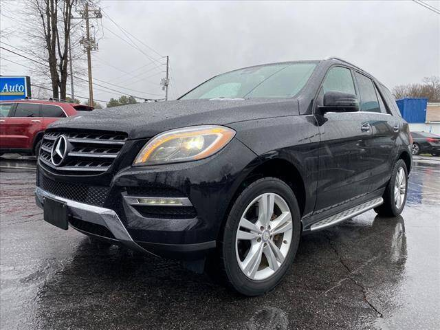 2014 Mercedes-Benz M-Class for sale at iDeal Auto in Raleigh NC