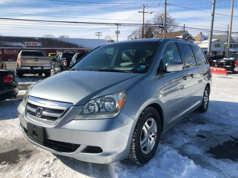 2006 Honda Odyssey for sale at JB Auto Sales in Schenectady NY