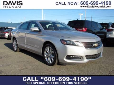 2019 Chevrolet Impala for sale at Davis Hyundai in Ewing NJ