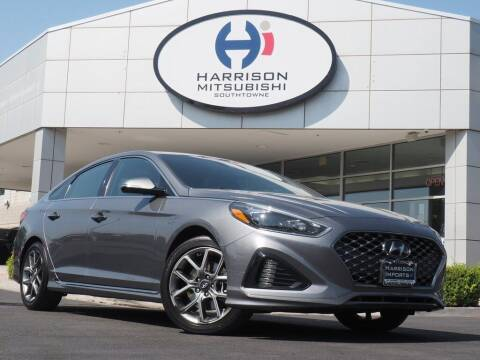 2018 Hyundai Sonata for sale at Harrison Imports in Sandy UT