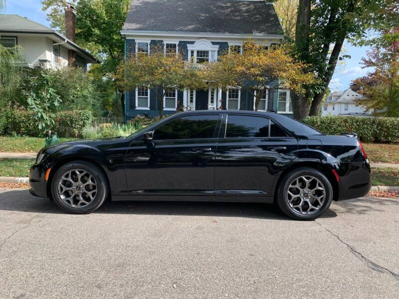 2016 Chrysler 300 for sale at You Win Auto in Metro MN