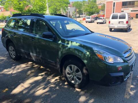2013 Subaru Outback for sale at Welcome Motors LLC in Haverhill MA