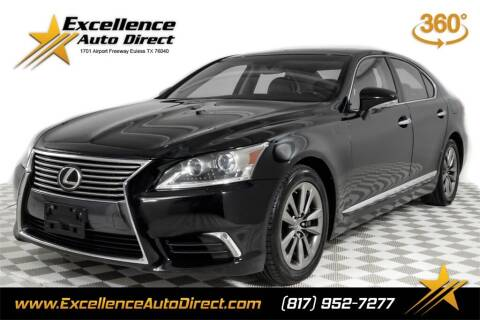 2014 Lexus LS 460 for sale at Excellence Auto Direct in Euless TX