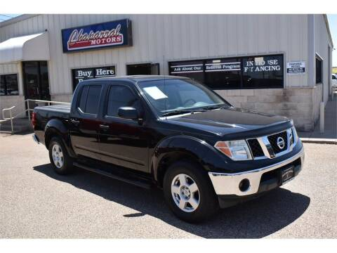 2007 Nissan Frontier for sale at Chaparral Motors in Lubbock TX