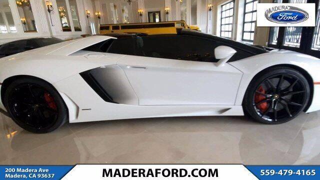 2013 Lamborghini Aventador for sale in Madera, CA