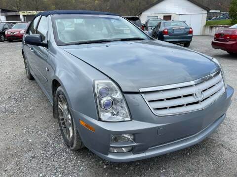 2007 Cadillac STS for sale at Ron Motor Inc. in Wantage NJ