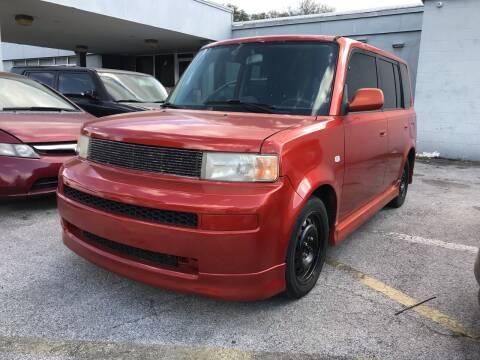 2004 Scion xB for sale at Popular Imports Auto Sales in Gainesville FL