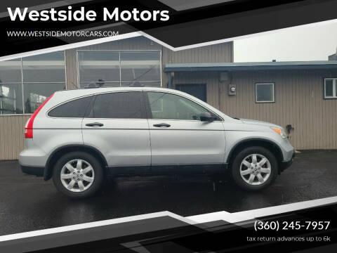 2009 Honda CR-V for sale at Westside Motors in Mount Vernon WA
