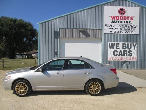 2007 Lincoln MKZ for sale at Woody's Auto Sales Inc in Randolph MN
