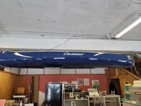 Grumman 13ft Canoe