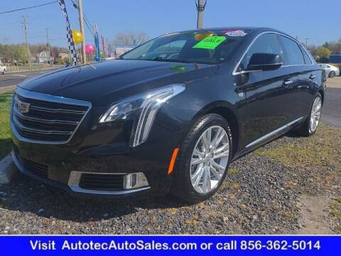 2019 Cadillac XTS for sale at Autotec Auto Sales in Vineland NJ