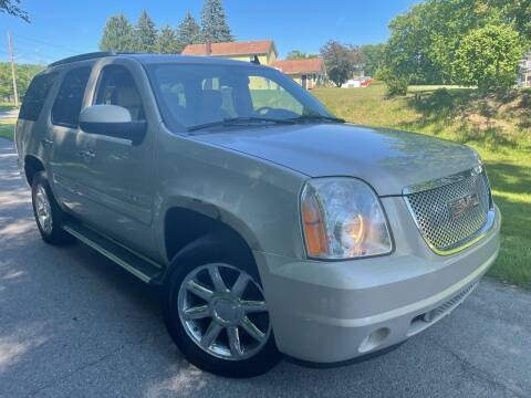 2007 GMC Yukon for sale at Trocci's Auto Sales in West Pittsburg PA
