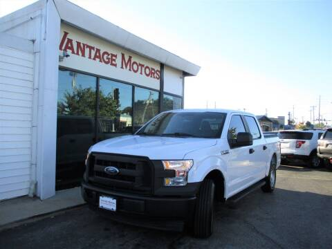 2017 Ford F-150 for sale at Vantage Motors LLC in Raytown MO