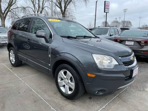 2013 Chevrolet Captiva Sport for sale at Direct Auto Sales in Milwaukee WI